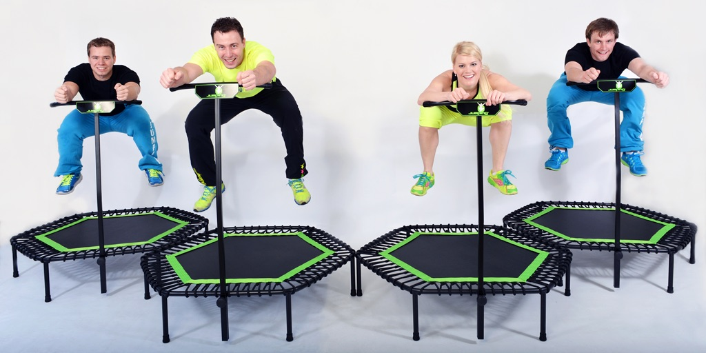 Jumping Fitness in Augsburg